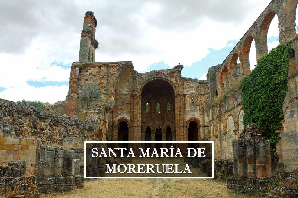 Monasterio de Moreruela, una ruina perfectamente conservada