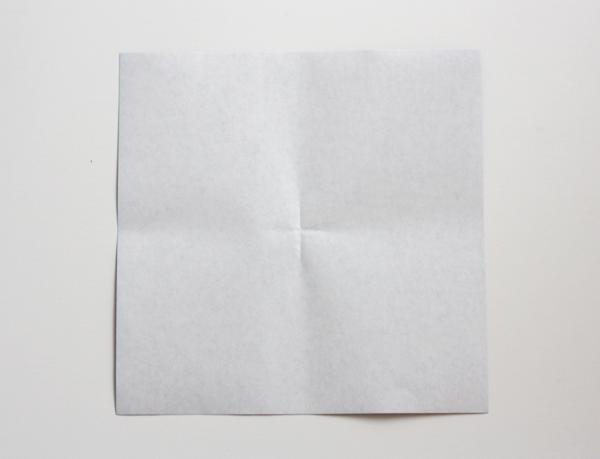 Folded Paper Wall Art