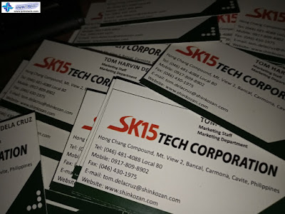 Calling Cards Philippines - SK15 Tech Corporation