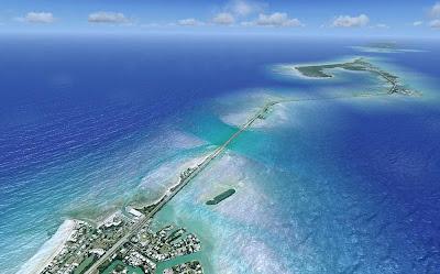 A rodovia do mar – Flórida Keys
