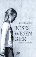 Cover: Böses Wesen Gier