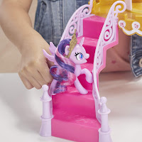 Roll over image to zoom in My Little Pony Friendship Castle Playset Including Twilight Sparkle and Pinkie Pie 3-inch Pony Figures