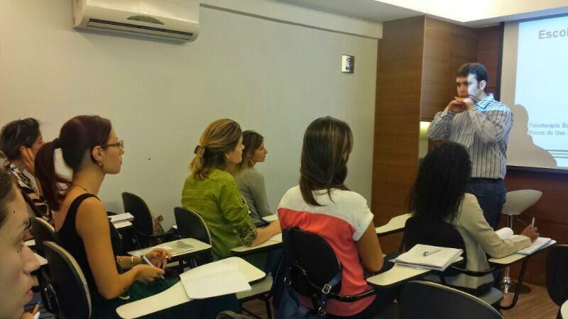 Workshop em Brasília - Métodos de Avaliação e Treinamento das Habilidades Sociais 25