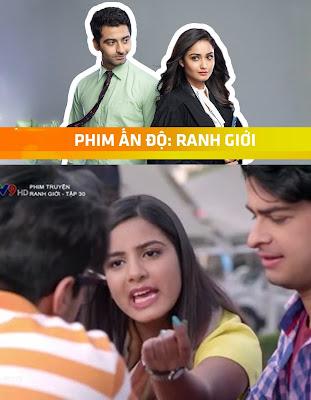 Ranh Giới (LT) - Phim bộ Ấn Độ