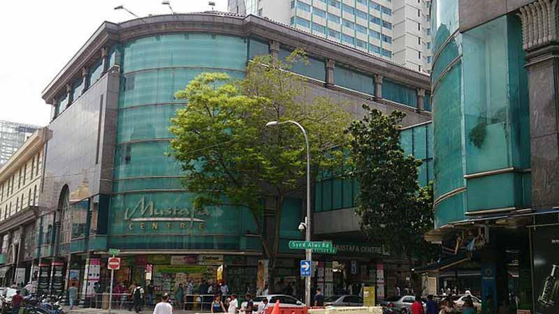 Belanja Barang Branded Murah di Singapore
