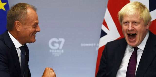 PM Inggris: Daripada Bayar Kompensasi Uni Eropa Lebih Baik Buat Petani