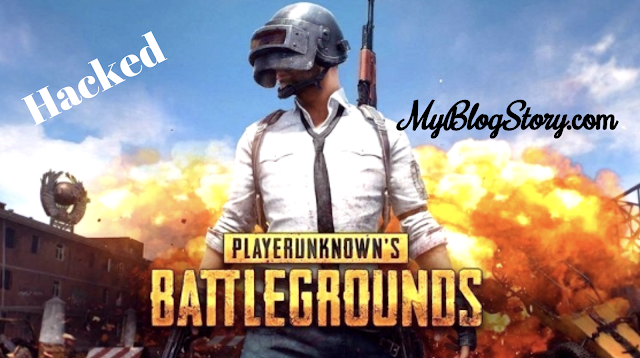 Download Hacked PubG I-Phone application