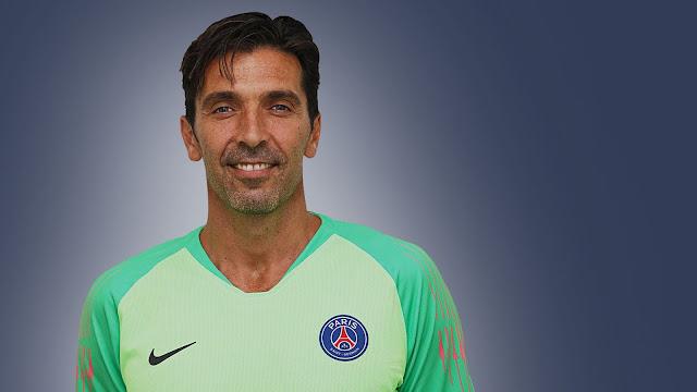 CHÍNH THỨC: Buffon gia nhập PSG