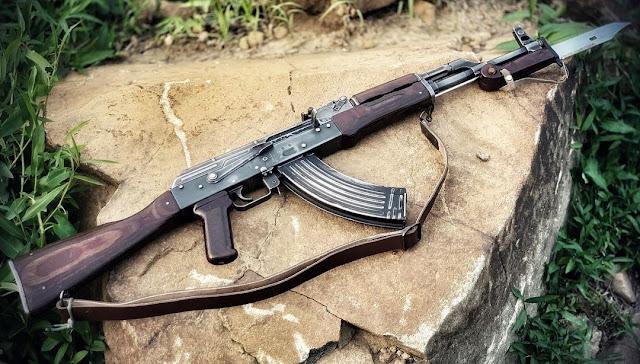 1963-Romanian-MD64-AK-AKM-Bayonet
