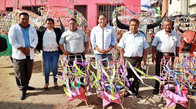 Cinco acciones para reactivar la economía local, propone Ana Cristina Ruiz para San Pedro Cholula