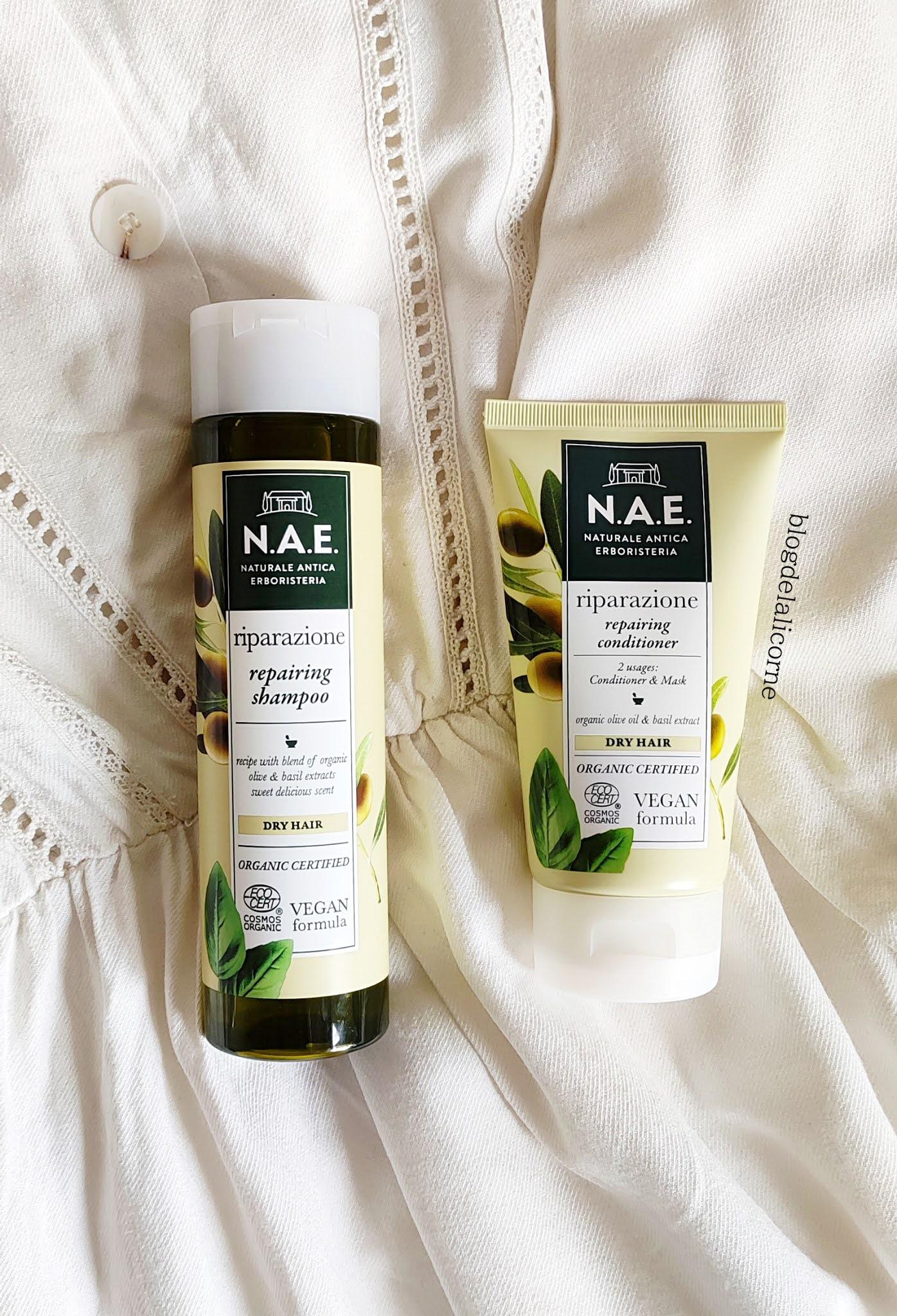 N.A.E. Riparazione vlasové produkty