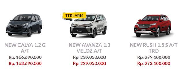 Harga Mobil Toyota Sienta, mini MPV unik untuk keluarga