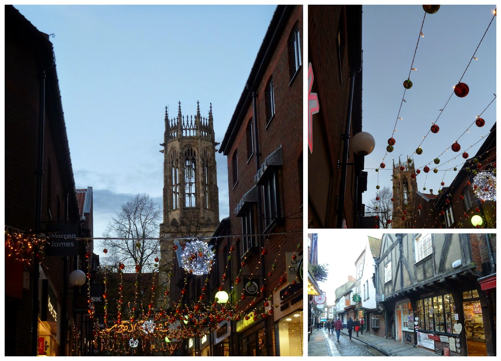 York's Christmas Lights
