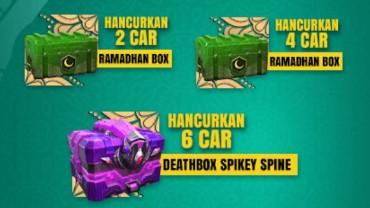 Event Booyah Ramadhan FF Misi Menghancurkan Kendaraan