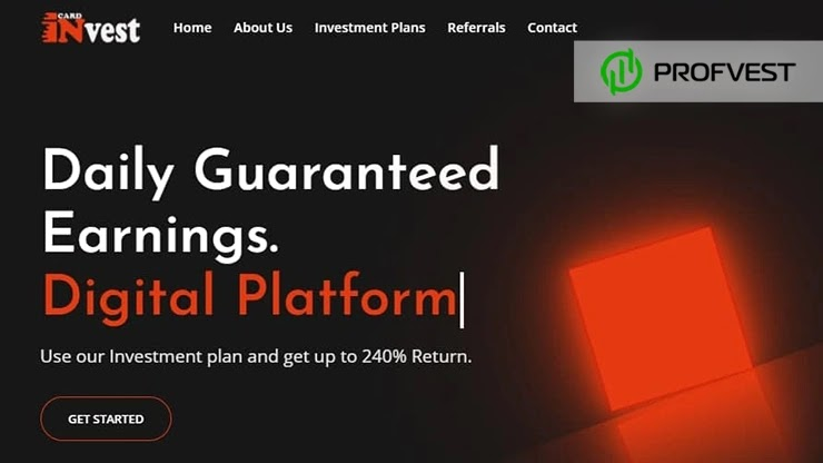 Invest Card обзор и отзывы HYIP-проекта