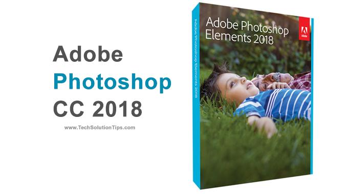 Download Adobe Photoshop CC 2018 Free