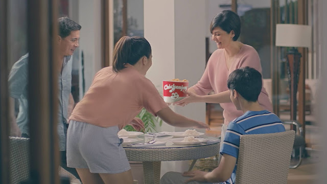 Jollibee's new Chickenjoy ad highlights the value of giving only the best to your family in these times