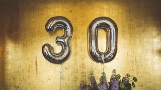 Planera 30 årsfest