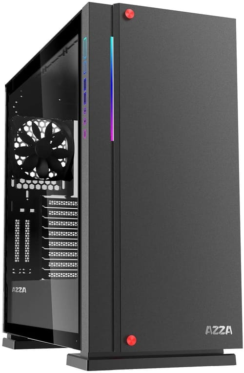 Review AZZA CSAZ-7000B Zircon Full Tower PC CASE