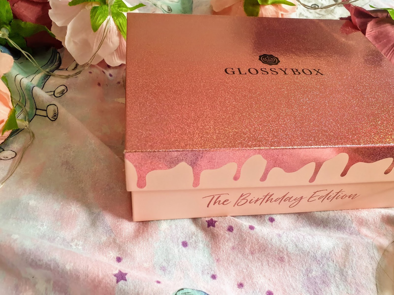 Glossybox August 2019 | Review | Birthday Box