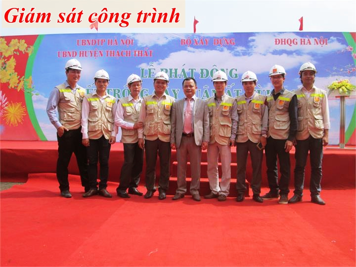 Coninco đơn vị giám sát dự án 201 Minh Khai