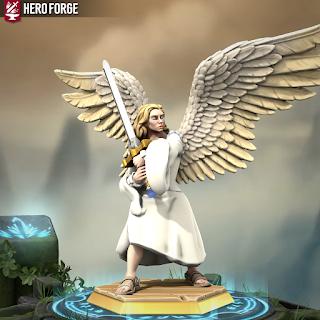 HeroForge Angel