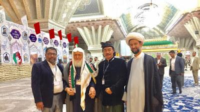 Konferensi Ala Syiah Ke-32 di Tehran, Ini Tokoh-tokoh Indonesia yang Ikut Hadir