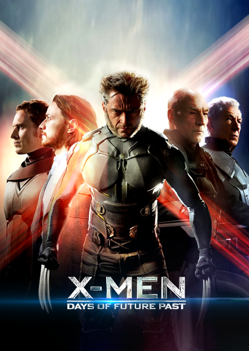 Poster X-MEN: DAYS OF FUTURE PAST