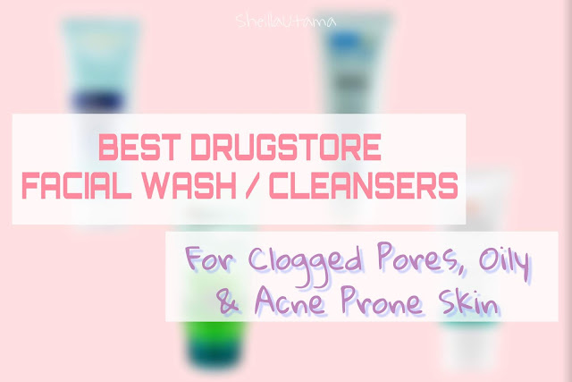 Best Drugstore Facial Wash for Oily Skin