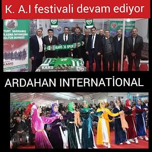 Ardahan Kars Iğdır Tanıtım günleri festival