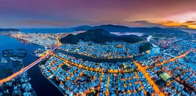 Quy Nhon - the city has no shortage of play places