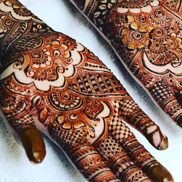 arabic mehndi designs gallery