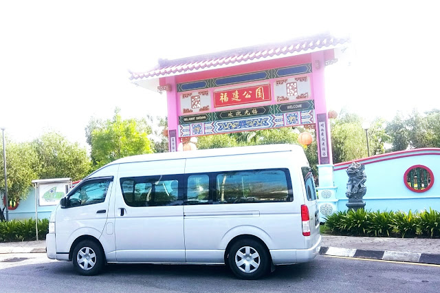 Tour Pontianak Singkawang
