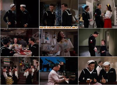 Levando anclas (1945) Anchors Aweigh