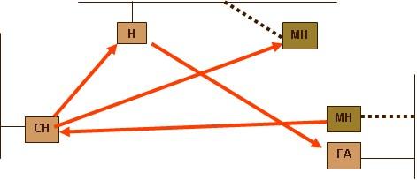 Gambar 13. Triangular Routing