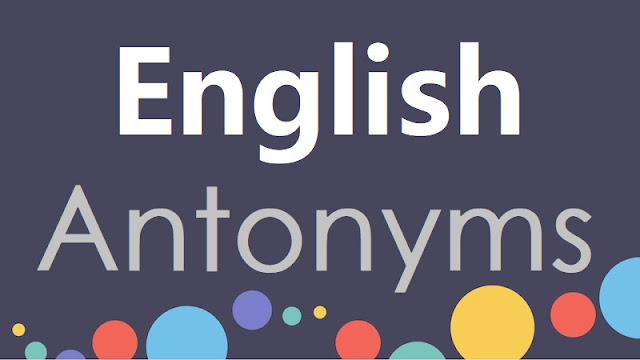 10 Antonyms Questions and Answers