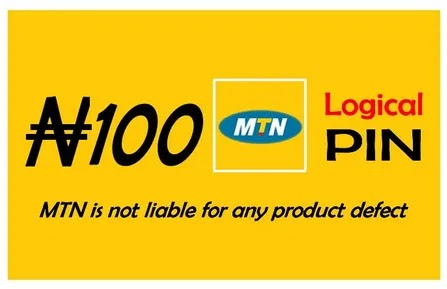 You May presently don't have the option to Buy Printed N100 MTN Recharge Cards