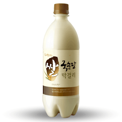 Things to buy in Korea - Makgeolli