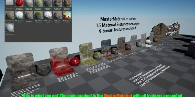 [Fxgear Share] – All in One Master Material (GameOptimized) v4.26 - Free Download