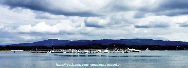 Ilha de Toxa, Ria de Arousa
