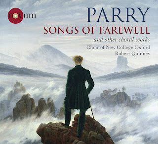 Parry - Songs of Farewell - Choir of New College Oxford