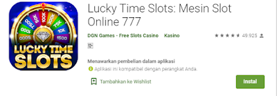 Review Luxy Time Slot - Game Judi Slot Android Terbaik