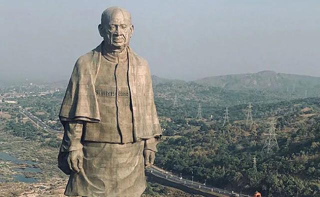 'स्टेचू ऑफ़ यूनिटी' के बारे में ख़ास बातें - Real Facts About 'Statue of Unity'