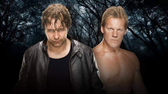 Chris Jericho revealed how much he earned from a live in WWE against Dean Ambrose