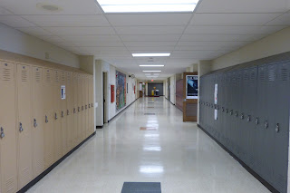 high school hall