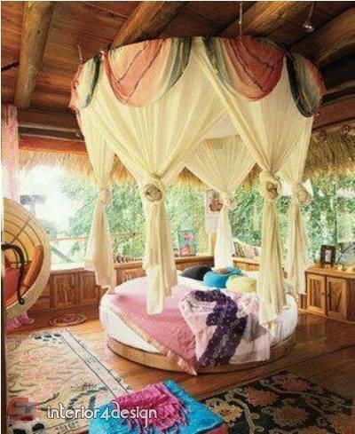 Circular Bedrooms 28