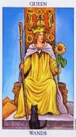 Değnek Kraliçesi