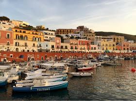 Italian Trip Planning Ponza