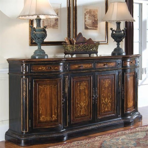 accent chest credenzas