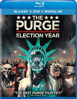 The Purge Election Year 2016 Full Movie English 950MB ESubs